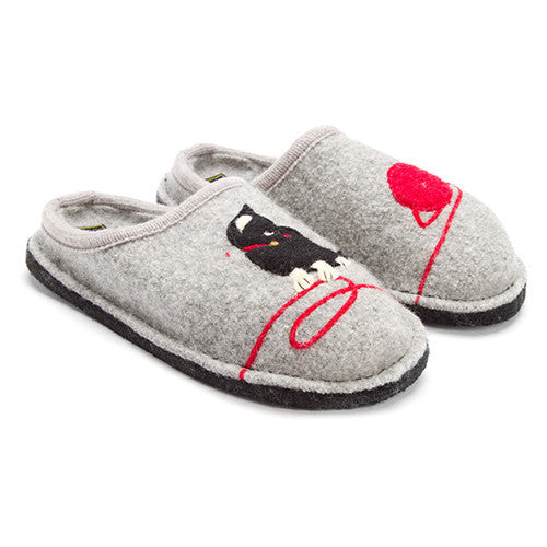 Haflinger Kitty Slippers
