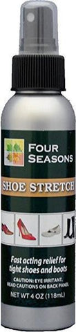 Four Seasons Shoe Stretch 4 Ounce Pump Spray