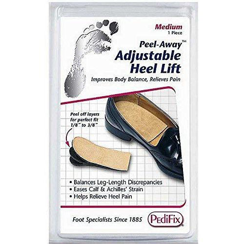 Pedifix Peel-Away Adjustable Heel Lift