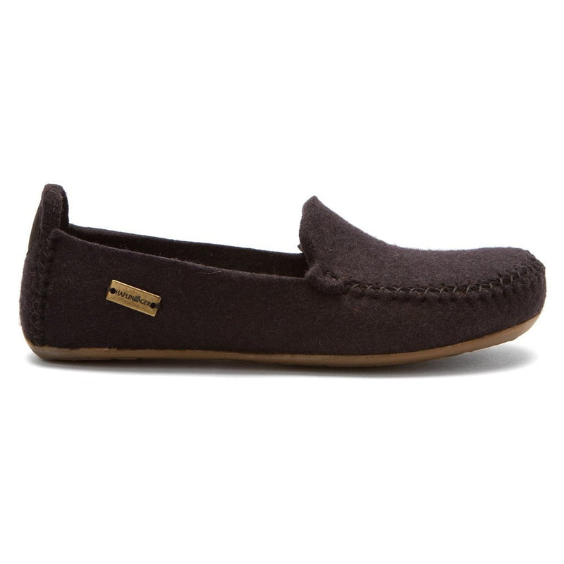 Haflinger Women's ASV MC Moccasin Slippers