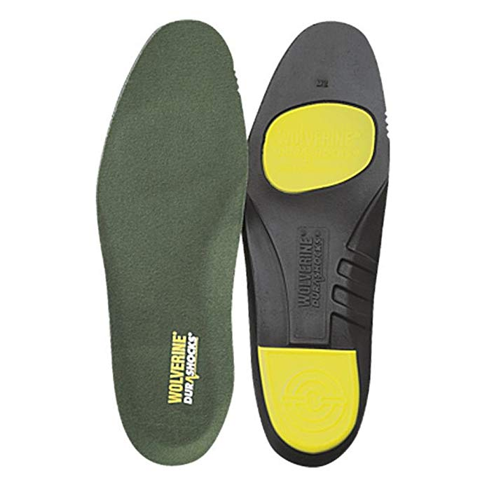 Wolverine Men's Durashock Cushion Insoles