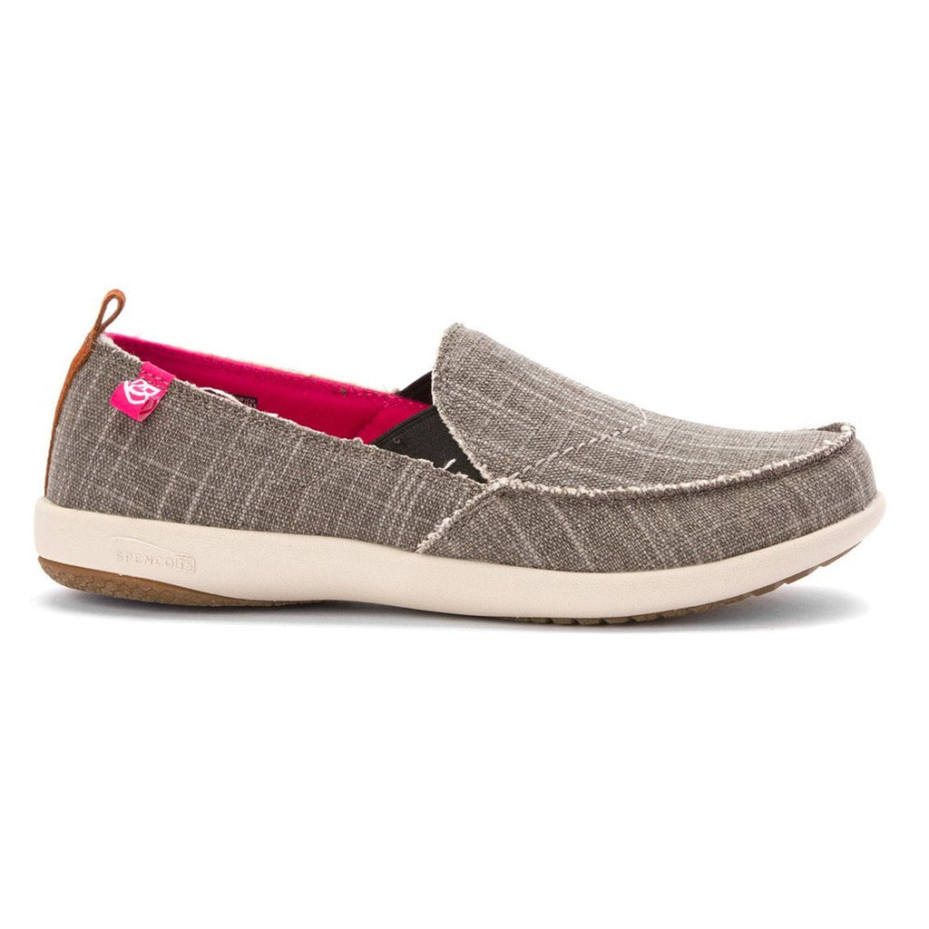 Spenco Women's Siesta Slip-On Canvas