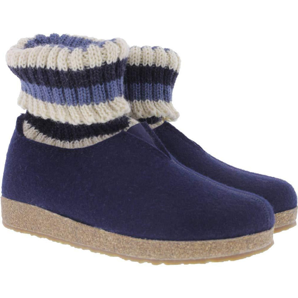 HAFLINGER Women's Grizzly Kristina Slipperboots