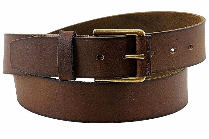 Timberland Men's 40MM Pull Up Jean B75392 Belt