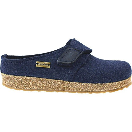 Haflinger Journey Unisex Grizzly Clog