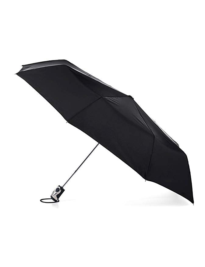 Totes Titan Auto Open Umbrella with NeverWet Technology