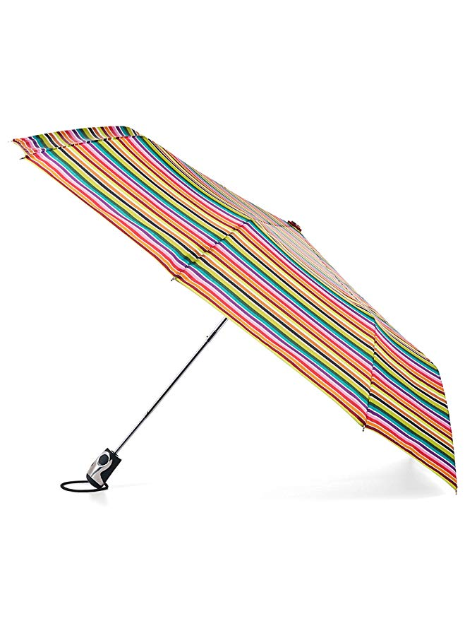 Totes 70mph Windproof Titan Auto Open Umbrella