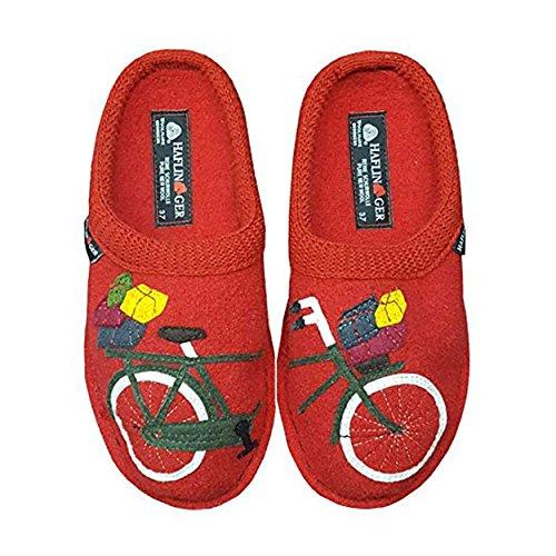 Haflinger Bicycle Women's Slippers