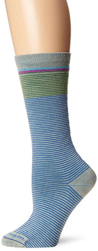 Wigwam Women's Chloe Merino Wool Casual Crew Boot Sock