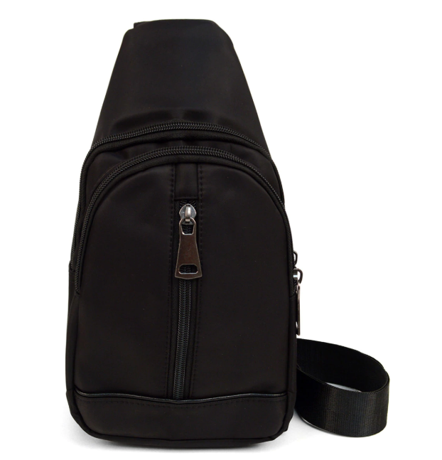 Westend Crossbody Sling Bag Backpack with Adjustable Strap