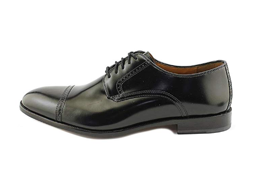 Johnston & Murphy Mens Bradford Dress Cap Toe Oxford