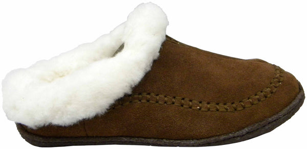 Ciabatta AMK-814-4W Women's Sheepskin Slipper