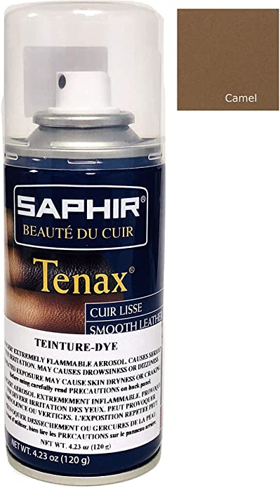 Saphir Tenax Leather Dye 150ml Aerosol
