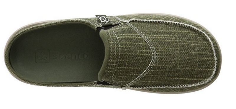 Spenco Unisex Siesta Slide Slippers
