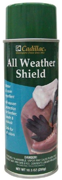 Cadillac All Weather Shield, 10.5 Oz