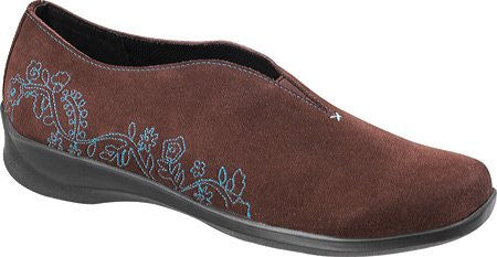Aetrex Women's E261 Maggie Medium Slip-On