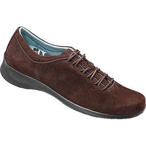 Aetrex Women's E751 Jane X-Wide High Lace Shoes