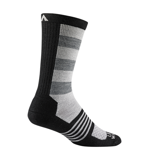 Wigwam Men's Pikes Peak Pro Lightweight Outdoor Peak 2 Pub Crew Sock