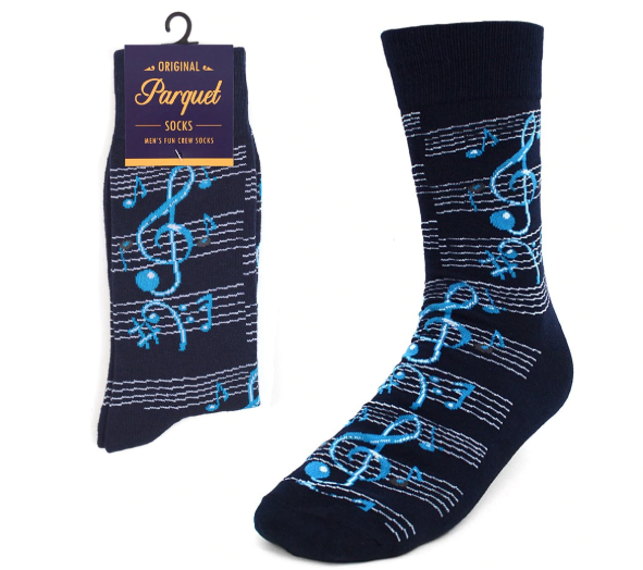 Parquet Men's and Women's Novelty Socks