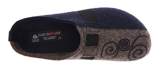 Haflinger Women's Magic Captains Blue/Earth
