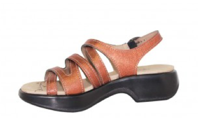 Dromedaris Women's Golden Eagle Sandal