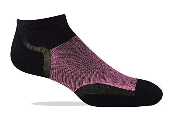 Jox Sox Women's Ultra Low Cut Performance Socks