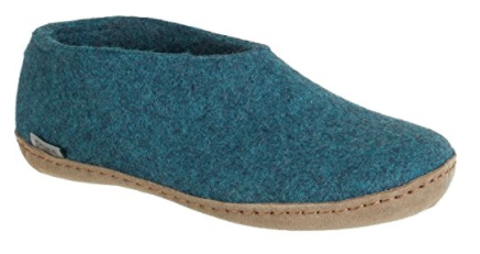 Glerups Felt Shoe Kids Junior Slipper