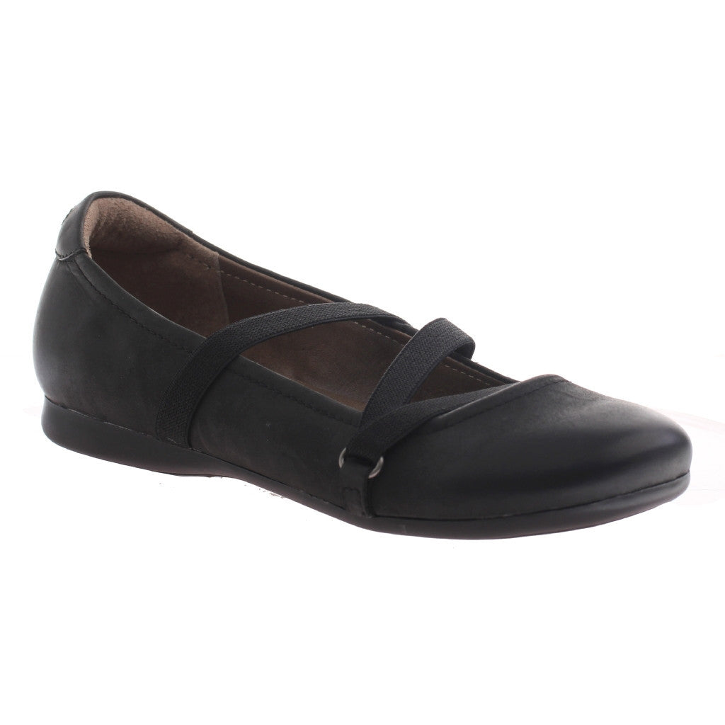 OTBT Women's Ardmore Flat Shoes Black