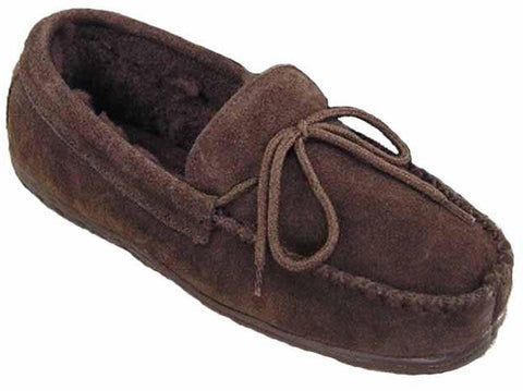 Ciabatta Men's Moc-M Sheepskin Slippers