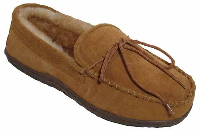 Ciabatta Women's Moc-W Sheepskin Slippers