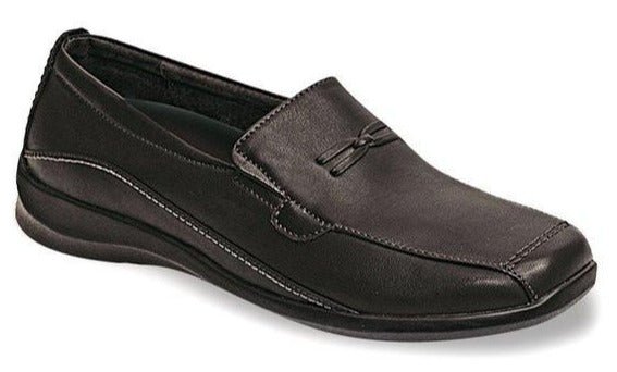 Aetrex Women's Essence E220 Hillary X-Wide Slip On