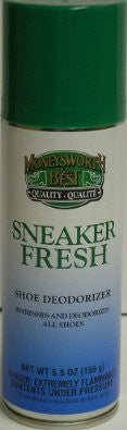 Moneysworth and Best Sneaker Fresh