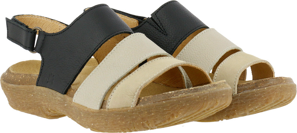 El Naturalista Wakatiwai Multi Leather N5702 Sandals