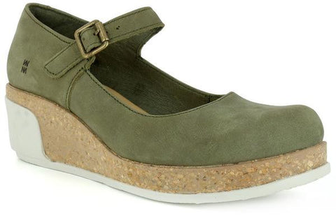 El Naturalista Women's Leaves N5004 Mule