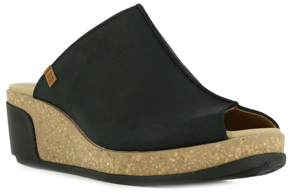El Naturalista Womens N5005 Pleasant Leaves Clog