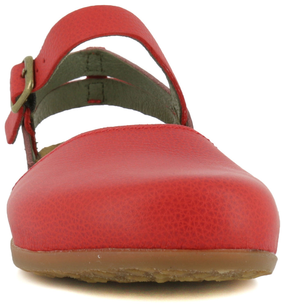 El Naturalista Women's Grain NF41 Mary Jane
