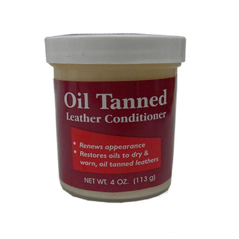 Cadillac Oil Tanned Leather Conditioner 4oz