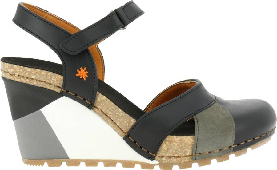 ART Metropolitan 1335 Güell Grass Women's Heeled Sandals
