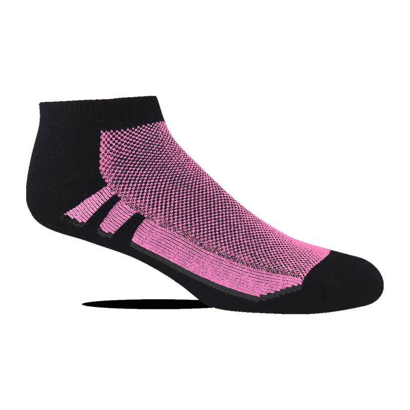 Jox Sox Women's Cushioned Low Cut Socks