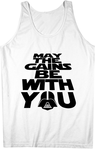 May the Gains Be With You (Mens)