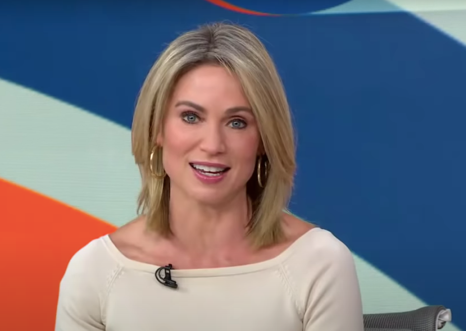 Amy Robach Hoops on GMA News
