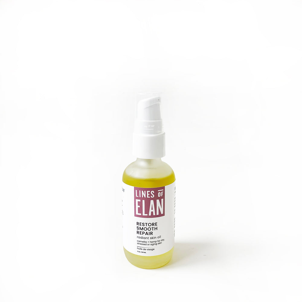 Radiant Skin Oil | RESTORE, SMOOTH,  REPAIR