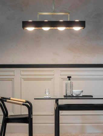 Replica Kernel Pendant Lamp Black