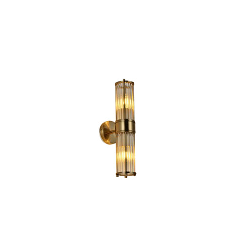 Cove Double Wall Lamp Coffee Bronze