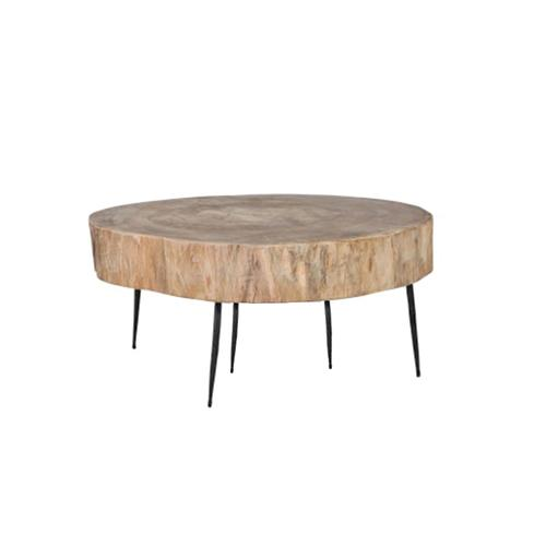 [DEFECT ITEMS] [VD] Round Unique Coffee Table