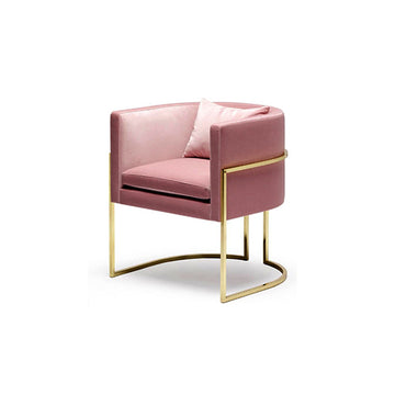 [TG] Replica Julius Chair Pink Nude