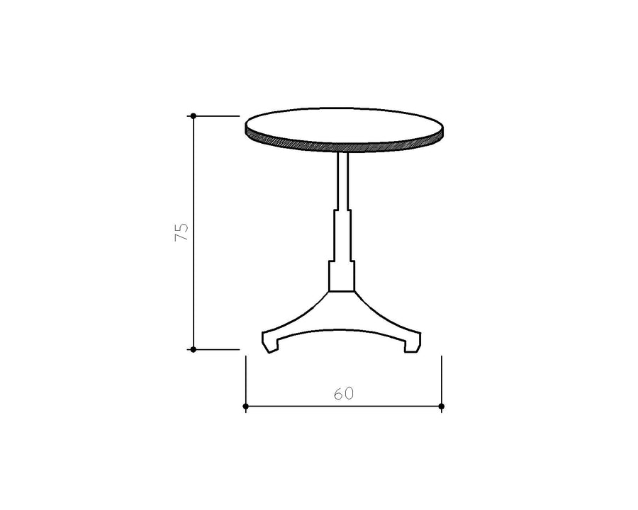 [AS] Lindos Bistro Table