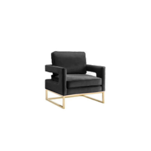 [OF] Alola Lounge Chair Black