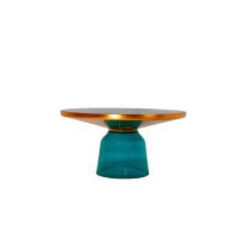 [BV] Replica Bell Coffee Table Green