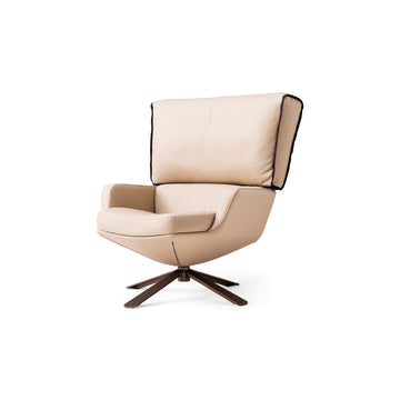 [GT] Benjamin Beige Leisure Chair
